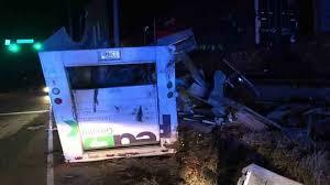 100 Fedex Truck Wreck FedEx Train Involved In Williamson County Crash
