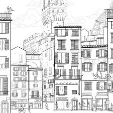 Coloriage Colorier La Ville Pinterest Coloring Books Coloring