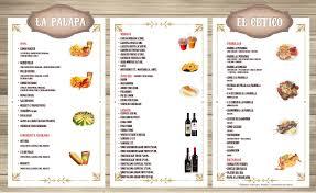 Nuestro Menú Esquisitos Platos De Comida Asiática Restaurante Tin Jo