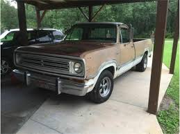 1973 Dodge D100 For Sale | ClassicCars.com | CC-1120794