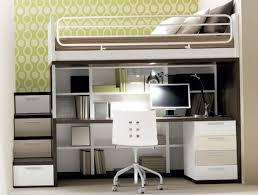 Modern Loft Beds with Desks Building Loft Beds with Desks