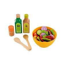 cuisine enfant 3 ans hape cuisine set de salade jouet en bois enfant 3 ans dinette