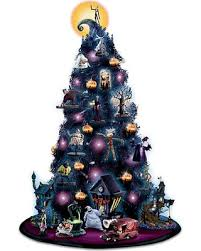 Nightmare Before Christmas Decorations by Get The Deal Nightmare Before Christmas Lights Up Tabletop Tree