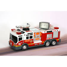 UPC 011543345541 - Road Rippers RUSH & RESCUE FIRE TRUCK - TOY STATE ... Toystate Toy State Road Rippers Multicolored Plastic 14inch Rush Rescue Firetruck Big R Stores Road Rippers Skidders Ford Mustang Electronic Car Brand New Top 3 Emergency Vehicle Toys Police Suv Fire Engine 13 Hook Ladder Fire Truck 34555 Red Products Big W Toy State Dept Engine 26 Pumper Hazmat Lights And Sounds Motorized Amazing Brigade Lights Sounds Youtube Amazoncom 14 And Police Mini Assorted 68501