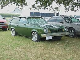 Curbside Classic: 1974 Chevrolet Vega Panel Express – A Sedan ...