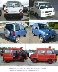 Japanese 4x4 Mini Truck , Mini Jeep , Mini Van Direct From Japan ...