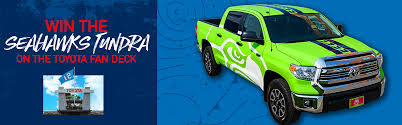 Win The Toyota Fan Deck Seahawks Tundra | Seattle Seahawks ... Allnew Innovative 2017 Honda Ridgeline Wins North American Truck Win Your Dream Pickup Bootdaddy Giveaway Country Fan Fest Fords Register To How Can A 3000hp 1200 Mile Road Race Ask Street Racing Bro Science On Twitter Last Chance Win The Truck Car Hacking Village Hack Cars A Our Ctf Truck Theres Still Time Blair Public Library Win 2 Year Lease Of 2019 Gmc Sierra 1500 1073 Small Business Owners New From Jeldwen Wire