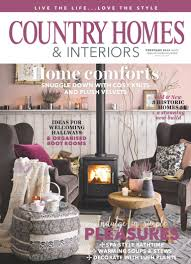 100 Home Design Magazine Free Download Country S Interiors February 2019