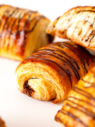 Pains Au Chocolat Chocolate Croissants