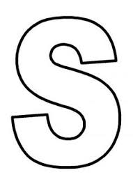 Letter S ClipArt Best Ty s School Projects