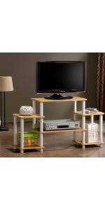 Furinno Computer Desk Amazon by Amazon Com Furinno 99811ex Bk Turn N Tube 5 Tier Corner Shelf