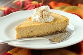 Pumpkin Cheesecake Layer Pie Recipe by Pumpkin Cheesecake Recipes Dessert Genius Kitchen