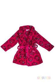 robe de chambre hello nemo bath robe for baby personalizable bath accessories disney