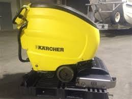 Karcher Floor Scrubber Attachment by Karcher Br750 Floor Scrubber Cleaning Machine Battery Powered