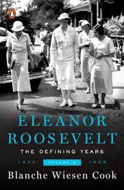 Eleanor Roosevelt Volume 2 By Blanche Wiesen Cook
