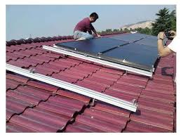 solar panel pv module mounting system racking system for tile roof