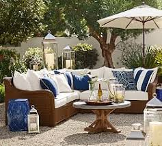 6 Person Patio Set Canada by Outdoor Furniture Sale U0026 Outdoor Furniture On Sale Pottery Barn
