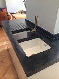 Farmhouse Sink With Drainboard And Backsplash by Integrated Kitchens Sinks Drainboards Mcgregor Designs Decorative