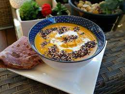 Japanese Pumpkin Recipe Roasted by Japanese Curry Roasted Pumpkin Soup Body Electric Vitality