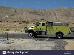 100 Black Fire Truck Blmnevada 6022654115 Rock Station BLM Stock Photo