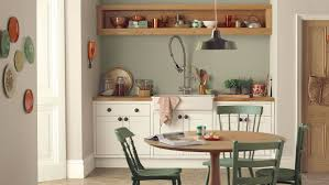Pretty Colours And Ideas Jasmine White Cupboard Paint Natural Hessian Walls