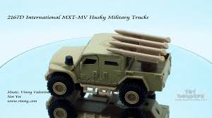 100 International Military Trucks 2167D MXT MV Husky Diecast Wholesale
