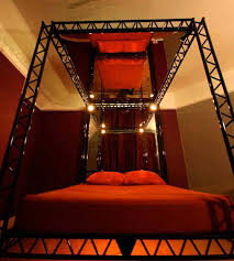 Unfetter Your Fantasy With A Kinky Bed By RED