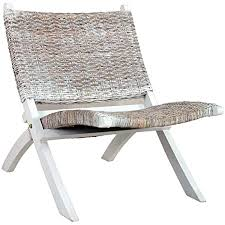 vidaxl mahagoniholz massiv relaxstuhl ohne armlehnen
