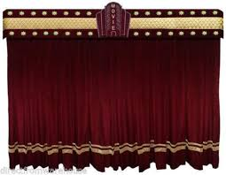 Absolute Zero Curtains Uk by Theatre Curtains Ebay