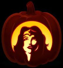 The Walking Dead Pumpkin Stencils Free by Wonder Woman Pumpkin Stencil Comic Book And Cartoon Pumpkin