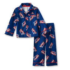WonderKids Infant & Toddler Boy's Pajama Shirt & Pants - Truck