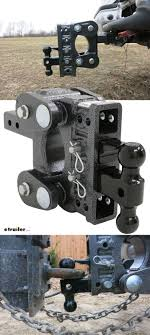 Gen-Y Torsion 2-Ball Mount W/ Stacked Receivers - 2
