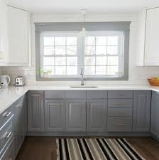 White Kitchen Ideas Pinterest by A Gray And White Ikea Kitchen Transformation White Ikea Kitchen