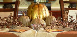 Collect This Idea Autumn Centerpiece