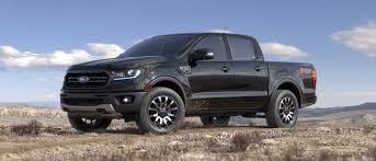 This Is The One. The 2019 Ford Ranger In Absolute Black | Next Ride ...