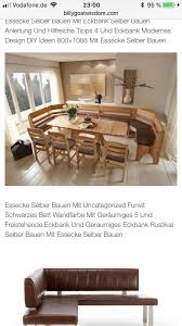 küchenplanung kleine sitzecke mit bank in der küche
