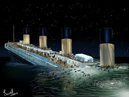Titanic Sinking Animation National Geographic by Flooding Titanic Gif Gifs Show More Gifs