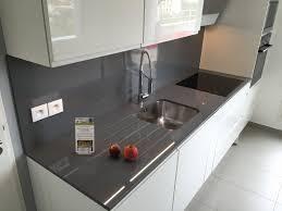 quartz cuisine plans cuisines beautiful plan de travail cuisine en quartz plan de