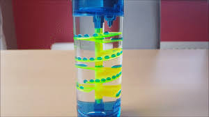 Lava Lamp Experiment Download Blobs In A Bottle