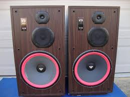 beautiful cerwin vega vs 150 large 3 way floor speaker 15