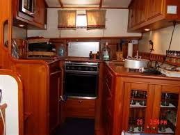 cuisine bateau bateau moteur occasion grand eastbay 2000 cuisine du bateau