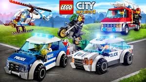 City Police Truck Lego Games