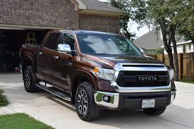 Finally Posting Pic Of Tundra With Grill Mod | Toyota Tundra Forum
