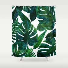 shower curtains society6