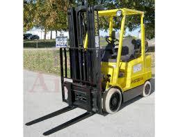 100 Rental Truck Discounts 5000 LB Hyster S50XM Cushion Forklift St Louis