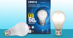 cree enters connected bulb fray