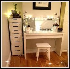 vanity mirror ikea bedroom set with lights snsm155com