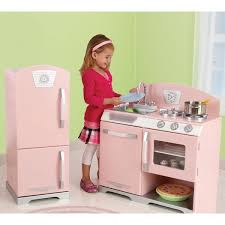 KidKraft Retro Kitchen and Refrigerator Free Shipping Today