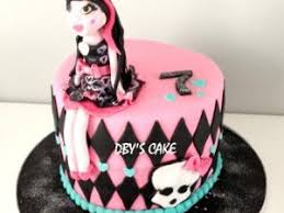 gâteau high par dbyscake