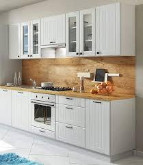möbel für dich landhaus einbauküche lora küchenzeile 260 cm